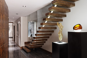 Kensington Penthouse | Living space | Staffan Tollgard Design Group