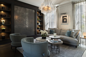 Knightsbridge Residence | Living space | Staffan Tollgard Design Group