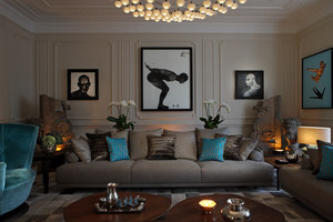 Sloane Street | Living space | Staffan Tollgard Design Group