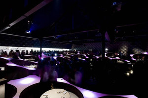 Blue Frog | Restaurant interiors | AWA Architectural Lighting Designers