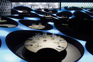 Blue Frog | Restaurant-Interieurs | AWA Architectural Lighting Designers