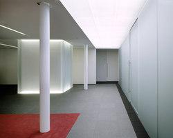 Sanierung Basellandschaftliche Kantonalbank | Bürogebäude | hu:bschergestaltet