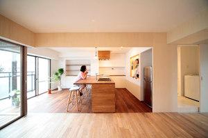 House in Midorigaoka | Living space | Yusuke Fujita / Camp Design Inc.