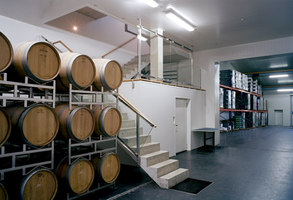 Weingut Erich Sattler | Shops | Architects Collective