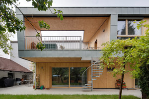 Wohnhaus ASH | Einfamilienhäuser | [tp3] architekten