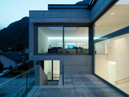 House in Lumino | Detached houses | Davide Macullo Architects