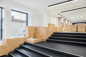 Tourist Information Schwäbisch Hall | Office facilities | DIA - Dittel Architekten