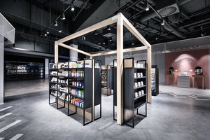 Mussler Notino | Shop interiors | DIA - Dittel Architekten