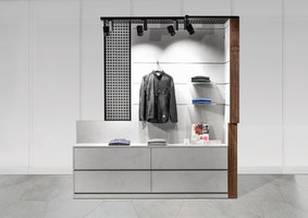 Pop Up Box | Diseño de tiendas | DIA - Dittel Architekten
