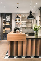 Primo Cafébar Tübingen | Café-Interieurs | DIA - Dittel Architekten