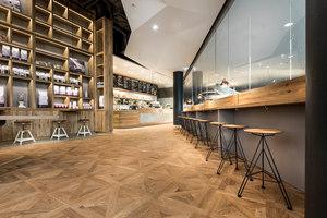 Pano Brot & Kaffee | Café interiors | DIA - Dittel Architekten