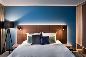 Hotel Domizil | Hotel interiors | DIA - Dittel Architekten