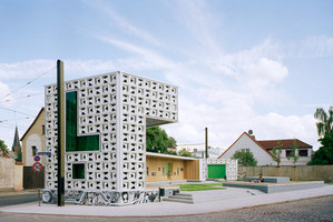 Open-Air-Library Magdeburg | Museos | KARO*