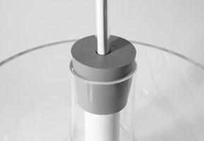 Vase & Leuchte | Prototipos | dua