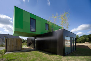 Crossbox | Detached houses | CG Architectes