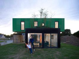 Crossbox | Detached houses | CG Architectes