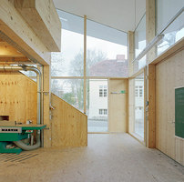 Restauration Center | Écoles | UTArchitects