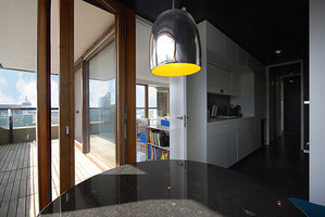 Barbican Flat | Pièces d'habitation | UTArchitects