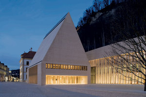The New Parliament Building for the Principality of Liechtenstein | Edifici amministrativi | Licht Kunst Licht