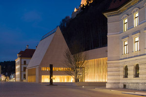 The New Parliament Building for the Principality of Liechtenstein | Administration buildings | Licht Kunst Licht