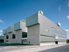 Helsinki University, Exactum | Universidades | Architects Lahdelma & Mahlamäki