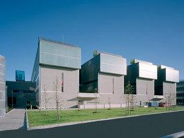 Helsinki University, Exactum | Universités | Architects Lahdelma & Mahlamäki