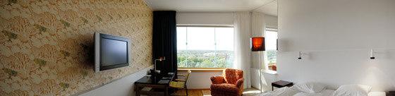 Rica Talk Hotel | Hotels | ROSENBERGS ARKITEKTER AB
