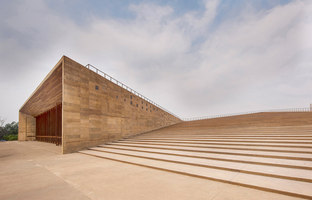 Teopanzolco Cultural Center | Office buildings | Productora