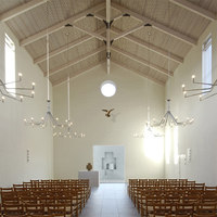 New chapel in Ringkøbing | Church architecture / community centres | Vilhelmsen, Marxen & Bech-Jensen