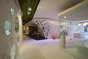 KLAFS flagship concept world | Showrooms | GEPLAN DESIGN