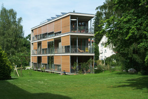 Multifamily home Gebhartstrasse | Immeubles | Halle 58 Architekten
