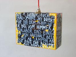 Birnen Licht Problem Aus! | Ejemplares únicos | Stefan Wieland