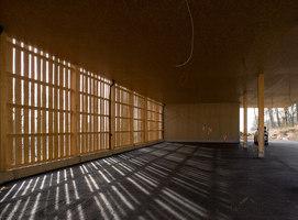 Forstwerkhof der Burgergemeinde | Edifici sacri/Centri comunali | bauzeit architekten