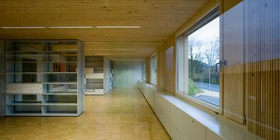 Forstwerkhof der Burgergemeinde | Sakralbauten / Gemeindezentren | bauzeit architekten