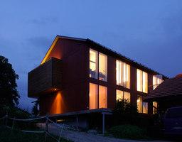 Rollstuhlgerechtes Niedrigenergiehaus | Detached houses | Florian Höfer Architekt