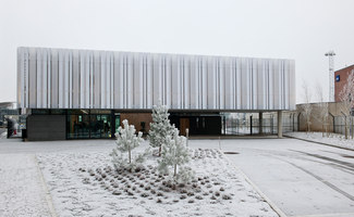 Gardemoen Airport, VIP building | Flughäfen | Hille Melbye Arkitekter