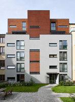 Wessel Atrium | Mehrfamilienhäuser | Hille Melbye Arkitekter