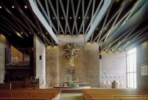 Lambertseter church | Church architecture / community centres | Hille Melbye Arkitekter