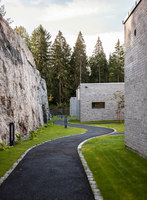 Southern Oslo psychiatric centre / OUS Mortensrud | Therapy centres / spas | Hille Melbye Arkitekter