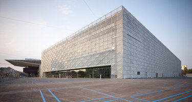 Trade Fair Graz, Hall A | Trade fair & exhibition buildings | Riegler Riewe Architekten ZT Ges.m.b.H