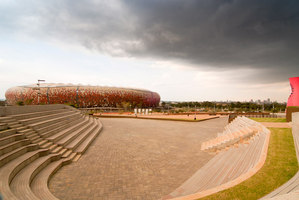 Soccer City Stadium - 'THE MELTING POT' | Stades de sport | Boogertman + Partners Architects