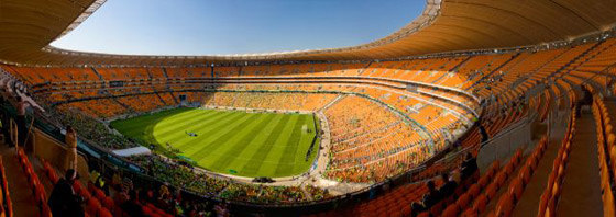 Soccer City Stadium - 'THE MELTING POT' | Sportarenen | Boogertman + Partners Architects