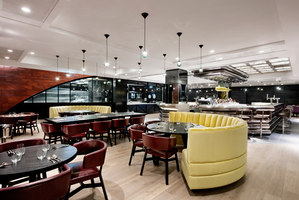 Mondrian London at Sea Containers | Hotel interiors | Tom Dixon
