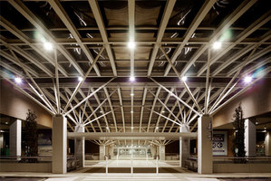 Nouvelle Aérogare passagers de l'Aéroport Marco Polo | Airports | STUDIO ARCHITETTO MAR