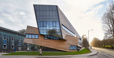 The Ogden Center | Edifici per uffici | Daniel Libeskind
