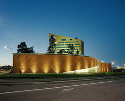 Helsinki Seafarer's Centre | Church architecture / community centres | ARK-house Architects