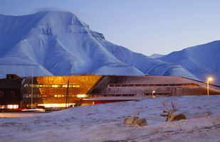 SVALBARD SCIENCE CENTRE 78°north | Musées | Jarmund / Vigsnæs AS Architects MNAL