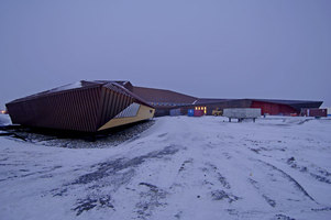 SVALBARD SCIENCE CENTRE 78°north | Musei | Jarmund / Vigsnæs AS Architects MNAL