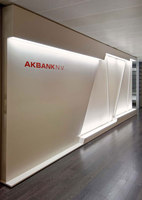 AKBANK | Office facilities | dagli + atelier d'architecture