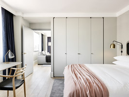 Howard Hotel | Hotel interiors | Space Copenhagen